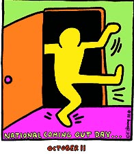 Keith-HaringNatlComingOutDay
